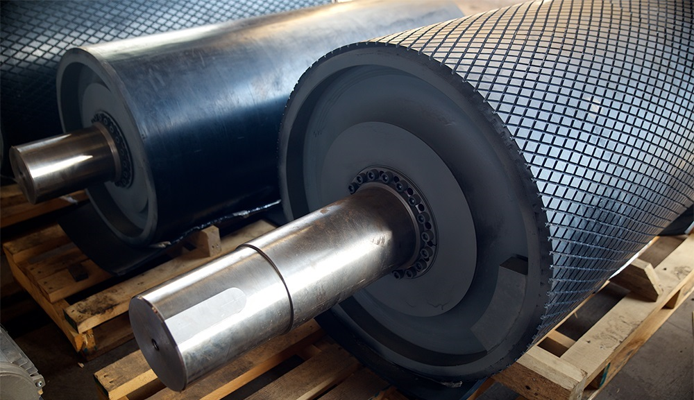 Conveyor Pulley Conveyor Pulley Manufacturer